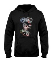 Blackbird Singing A0141 Hooded Sweatshirt front