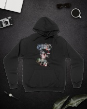Blackbird Singing A0141 Hooded Sweatshirt lifestyle-unisex-hoodie-front-9