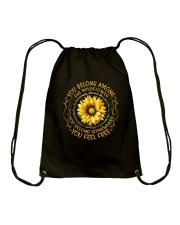 You Belong Among The Wildflowers D01298 Drawstring Bag thumbnail
