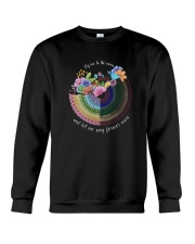 Fly Me To The Moon D0806 Crewneck Sweatshirt thumbnail