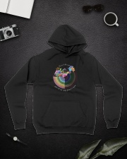 Fly Me To The Moon D0806 Hooded Sweatshirt lifestyle-unisex-hoodie-front-9