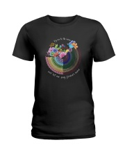 Fly Me To The Moon D0806 Ladies T-Shirt thumbnail