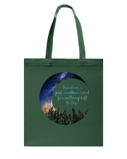 Freedom's Just Another Word D0352 Tote Bag thumbnail