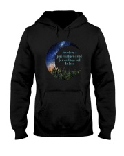 Freedom's Just Another Word D0352 Hooded Sweatshirt thumbnail