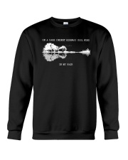 Cool Wind In My Hair A0114 Crewneck Sweatshirt thumbnail