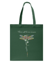 There Will Be An Answer Let It Be A0034 Tote Bag thumbnail