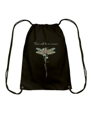 There Will Be An Answer Let It Be A0034 Drawstring Bag thumbnail