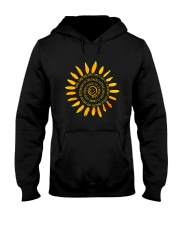 Here Come The Sun D0990 Hooded Sweatshirt front