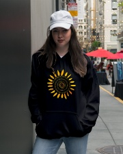 Here Come The Sun D0990 Hooded Sweatshirt lifestyle-unisex-hoodie-front-5