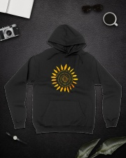 Here Come The Sun D0990 Hooded Sweatshirt lifestyle-unisex-hoodie-front-9