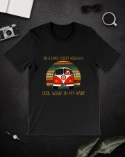 Cool Wind In My Hair Classic T-Shirt lifestyle-mens-crewneck-front-16