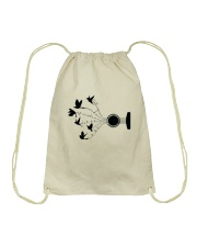 Whisper Words Of Wisdom A0093 Drawstring Bag thumbnail