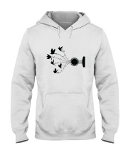 Whisper Words Of Wisdom A0093 Hooded Sweatshirt front