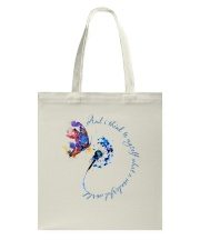 And I Think To Myself  Tote Bag thumbnail