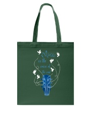 Music Is The Voice Of The Soul D0795 Tote Bag thumbnail