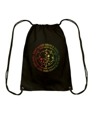 Don't Worry About Thing D01195 Drawstring Bag thumbnail