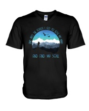 And Into The Forest I Go To Lose My Mind  V-Neck T-Shirt thumbnail