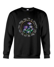 You May Say I'm A Dreamer D01022 Crewneck Sweatshirt thumbnail
