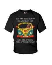On A Dark Desert Highway A0151 Youth T-Shirt thumbnail