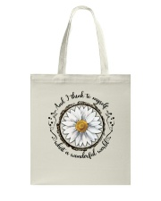 And I Think To Myself D01322 Tote Bag thumbnail