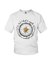 And I Think To Myself D01322 Youth T-Shirt thumbnail