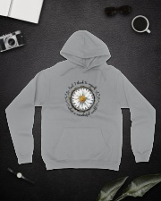 And I Think To Myself D01322 Hooded Sweatshirt lifestyle-unisex-hoodie-front-9