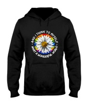 And I Think To Myself D01055 Hooded Sweatshirt thumbnail