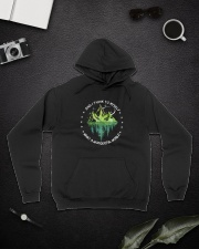 And I Think To Myself D0597 Hooded Sweatshirt lifestyle-unisex-hoodie-front-9