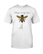 Whisper Words Of Wisdom A0154 Classic T-Shirt thumbnail