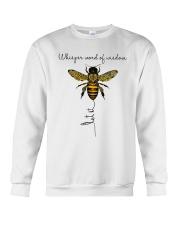 Whisper Words Of Wisdom A0154 Crewneck Sweatshirt thumbnail