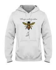 Whisper Words Of Wisdom A0154 Hooded Sweatshirt front