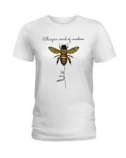 Whisper Words Of Wisdom A0154 Ladies T-Shirt thumbnail