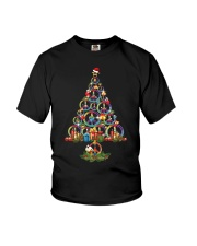 Hippie Tree  Youth T-Shirt thumbnail