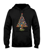 Hippie Tree  Hooded Sweatshirt front