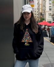 Hippie Tree  Hooded Sweatshirt lifestyle-unisex-hoodie-front-5