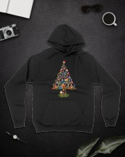 Hippie Tree  Hooded Sweatshirt lifestyle-unisex-hoodie-front-9