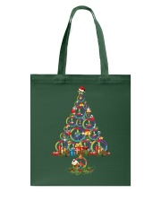 Hippie Tree  Tote Bag tile