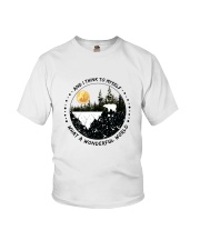 And I Think To Myself D0891 Youth T-Shirt thumbnail