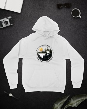 And I Think To Myself D0891 Hooded Sweatshirt lifestyle-unisex-hoodie-front-9