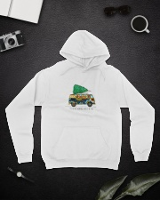 The Most Wonderful Time Of The Year A0077 Hooded Sweatshirt lifestyle-unisex-hoodie-front-9