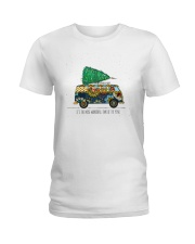 The Most Wonderful Time Of The Year A0077 Ladies T-Shirt thumbnail