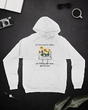 You Belong Among The Wildflowers D0816 Hooded Sweatshirt lifestyle-unisex-hoodie-front-9