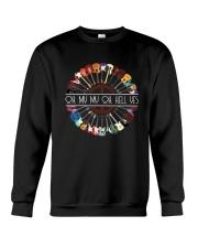Oh My My Oh Hell Yes D0774 Crewneck Sweatshirt thumbnail