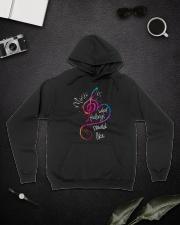 Music Is What Feelings Sound Like D0211 Hooded Sweatshirt lifestyle-unisex-hoodie-front-9