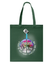 Living Life In Peace A0171 Tote Bag thumbnail