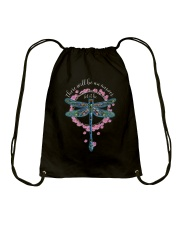 There Will Be An Answer D0720 Drawstring Bag thumbnail