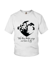 Take These Broken Wings D01032 Youth T-Shirt thumbnail