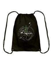 Freedom's Just ANother Word D0399- Drawstring Bag thumbnail