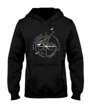 Freedom's Just ANother Word D0399- Hooded Sweatshirt front