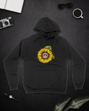 I Got A Peaceful Easy Feeling A0021 Hooded Sweatshirt lifestyle-unisex-hoodie-front-9